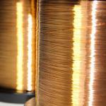 Fábrica de fio de cobre