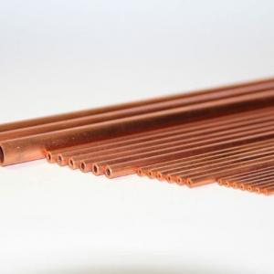 Comprar tubo capilar de cobre